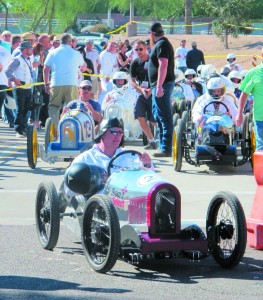 First annual Scottsdale Grand Prix