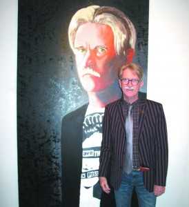 Larry Willis retrospective at {9} gallery