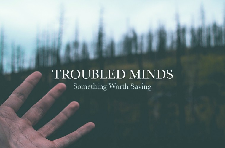 Troubled Minds | Something Worth Saving EP - JAVA
