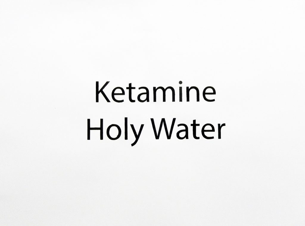 ketamine-holy-water