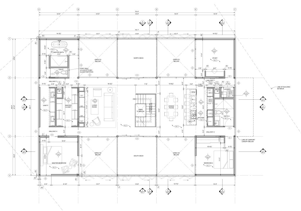 BeadleAWPAL_94 101 Floor Plan-A1.2 Floor plan_First Level