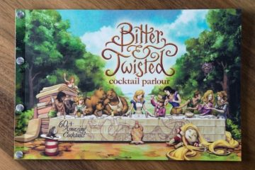 B&T Book o Cocktails cover