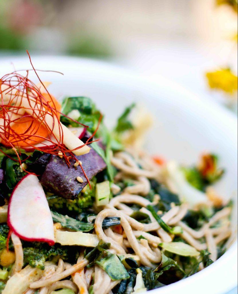 SoFOOD Cold Soba Salad