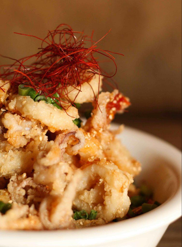 SoFOOD Sweet Chili Calamari